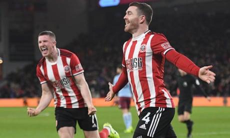 John Fleck double helps fire Sheffield United into fifth spot