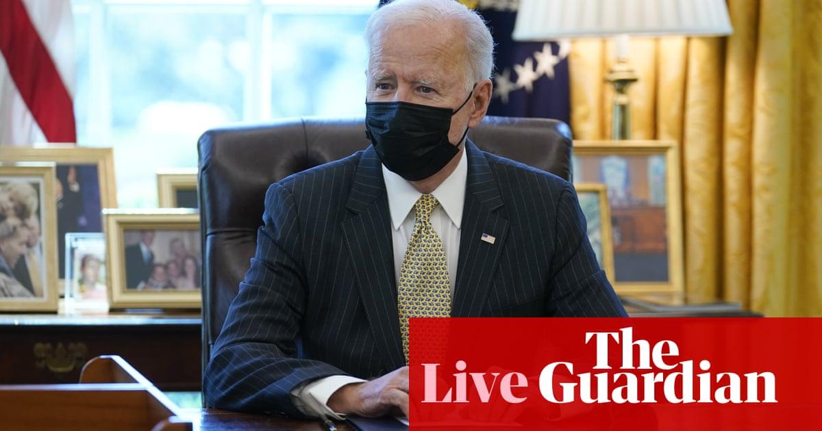Biden propondrá un plan de infraestructura para crear empleos y combatir el cambio climático - live