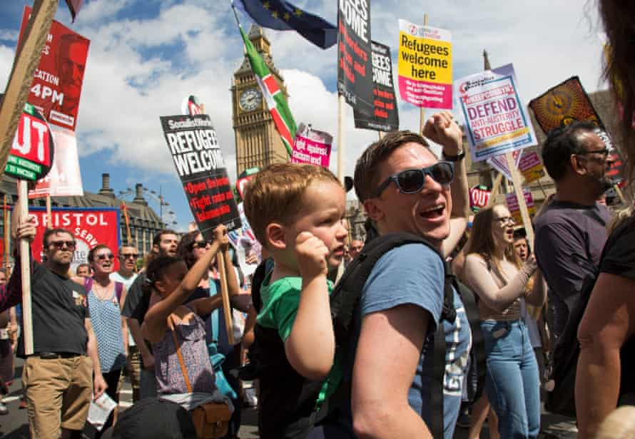 Peoples Assembly demonstration arrives in Parliament on Saturday. Millennials could be the first group to face a generational pay penalty.