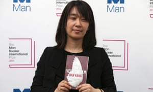 Han Kang: 'In Argentina, where they eat meat three times a day, it was seen as a Christian story of giving up on life'