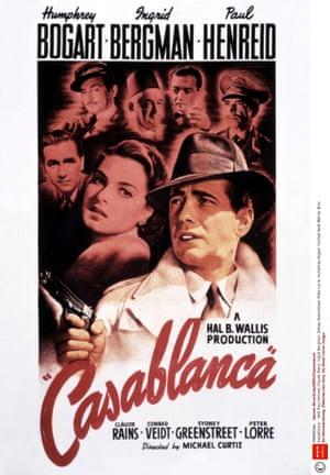 Casablanca, 1942.