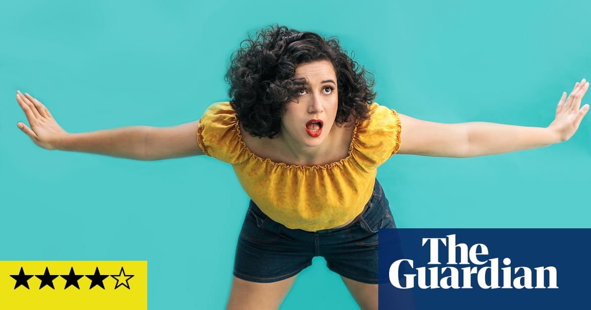 Rose Matafeo: Horndog review – volcanic standup about love and sex