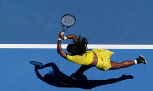 Serena Williams said she was not aware of matches being fixed.