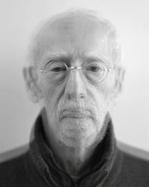 Robert Morris, seen here in a portrait by Grant Delin for Castelli gallery, wrote of his own work, 'Paradox and the fugitive were always more attractive than assured style and stable position.'