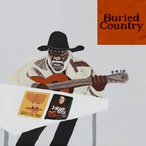 Cover image for Buried Country: An Anthology of Aboriginal Country Music