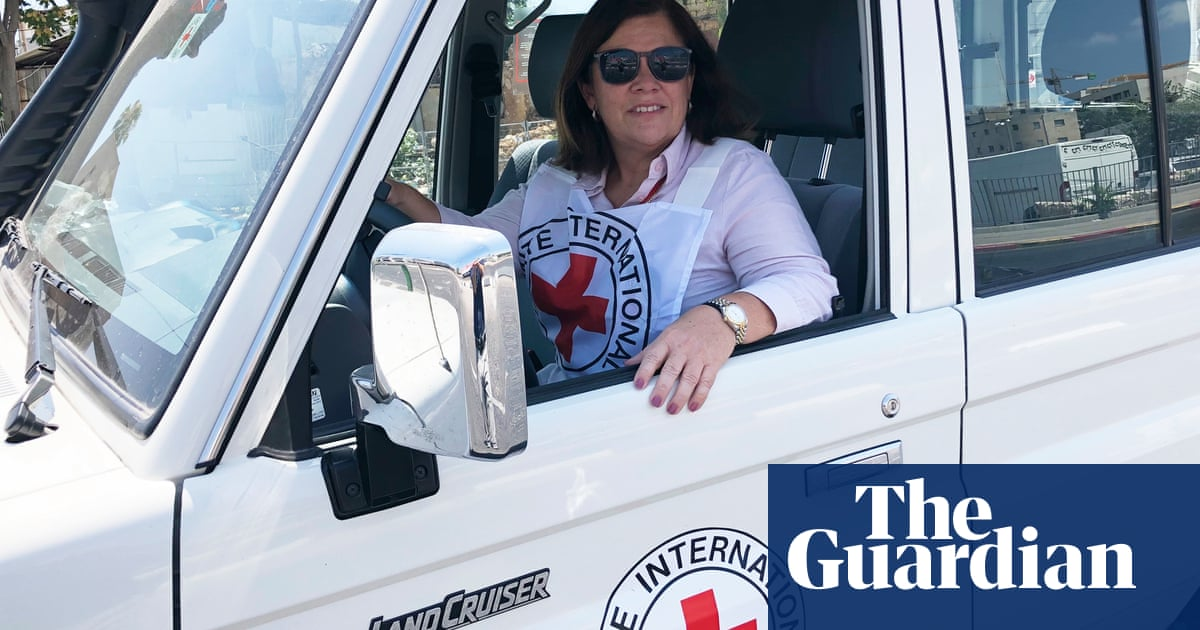 'Oh but you're female': the Australian woman who drills the rules of war into the world's militaries
