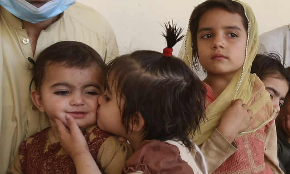 Tuberculosis is among the plethora of infectious diseases that threaten millions of people living in poor regions, like the Nawaz family from Suleiman Khel, Pakistan, whose youngest child has polio.