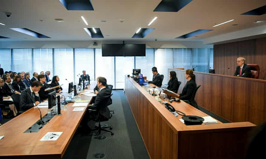The initial public hearing into the banking royal commission in 2018