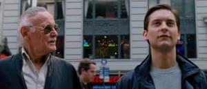 Stan Lee movie cameos - Spider-Man 3