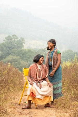 Madgo and Lokkhmi. Odisha, India