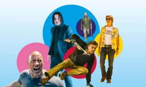 Fast and Furious Presents: Hobbs & Shaw; John Wick: Chapter 3 – Parabellum; Once Upon a Time in Hollywood.