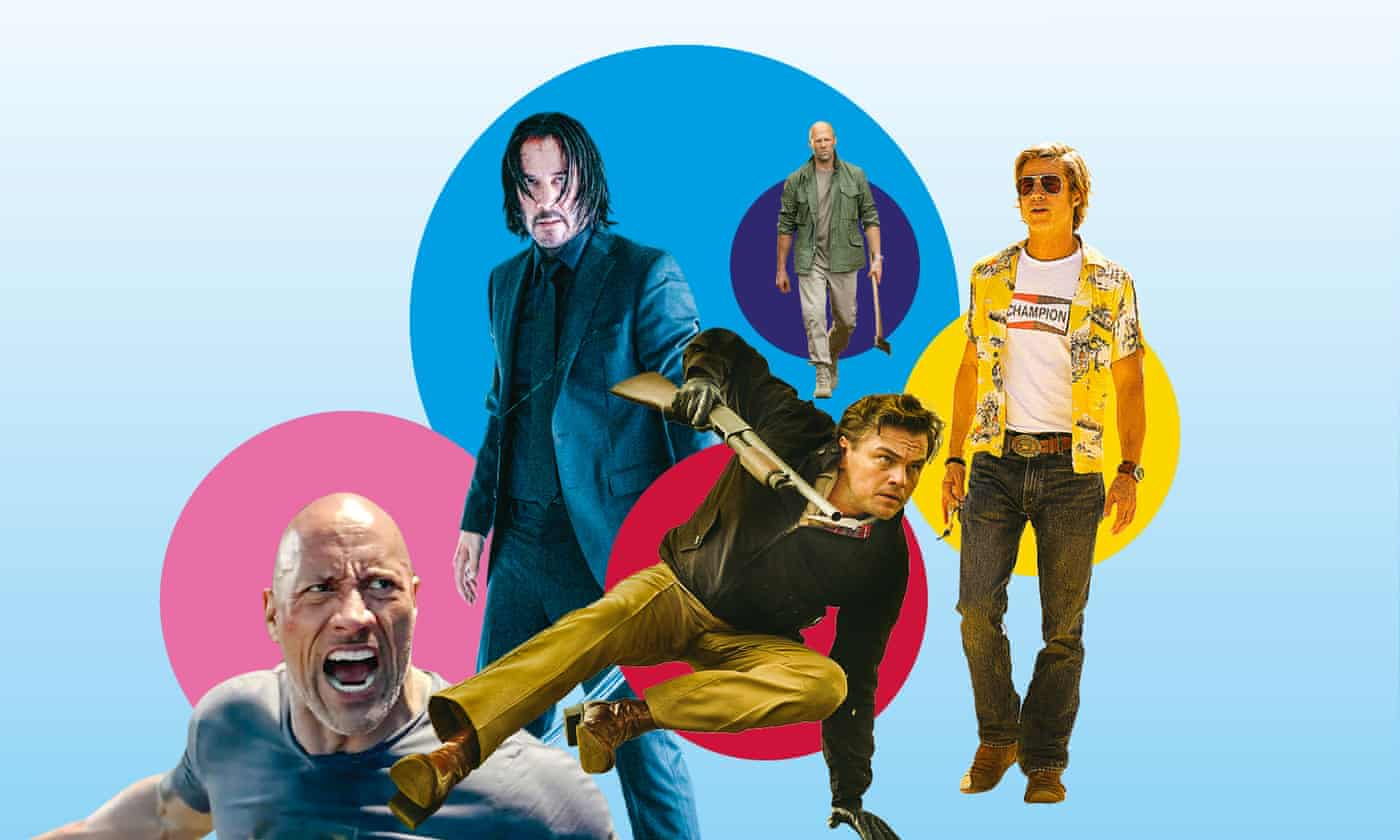 Kicking Hollywood ass: are stuntmen taking over the film industry?