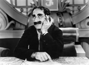 Groucho Marx By Lee Siegel Review Apparently He Wasnt Funny