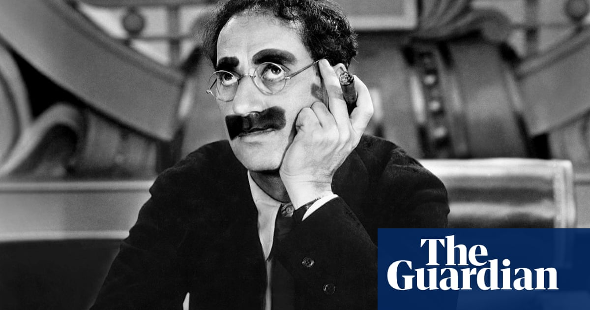 3e0889bbfb Groucho Marx by Lee Siegel review – apparently