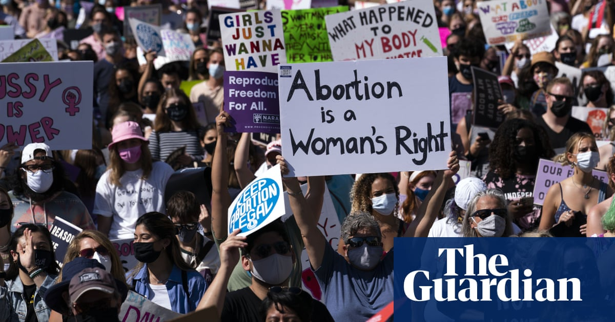 Women's March targets US supreme court, with abortion on line