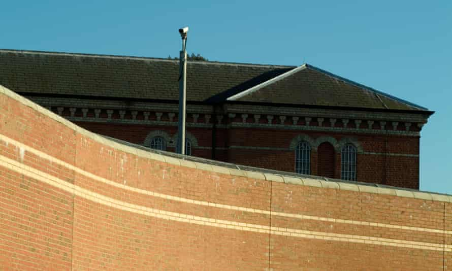 Broadmoor hospital in Berkshire where Sebastian Fauks conducted some of his research into the human mind