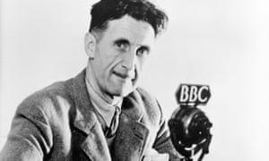 George Orwell worked for the BBC from 1941-43