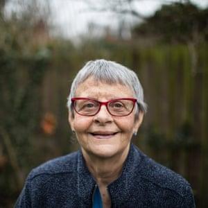 Wendy Mitchell, who has Alzheimer's