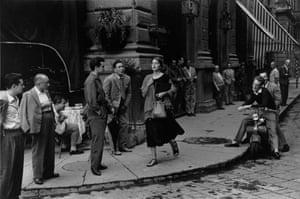 American Girl in Italy Ruth Orkin 1951
