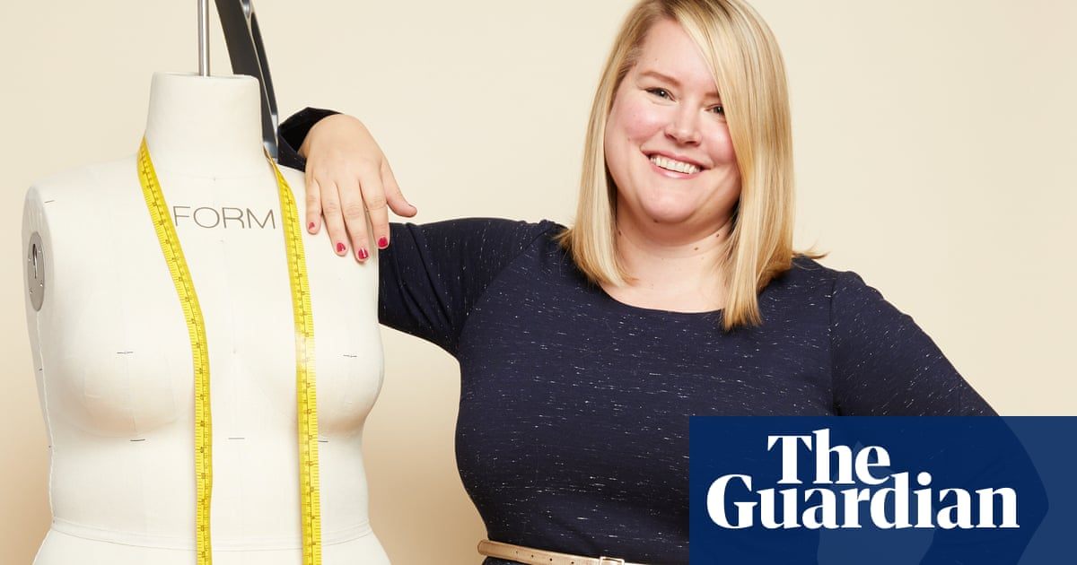 Making my own clothes transformed my body image – and my life