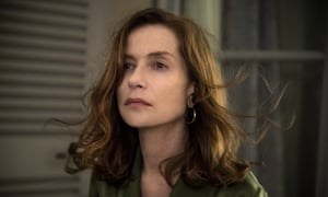 Gripping, mind-boggling and hilarious … Elle, starring Isabelle Huppert.