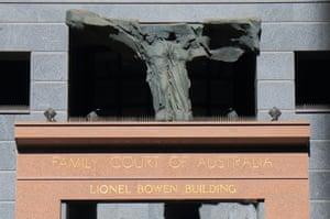 Australian Family Court in Sydney