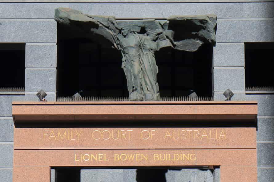 The Family Court of Australia in Sydney