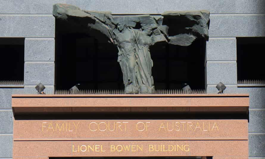 The family court building in Sydney. The lawyer who represented children killed by John Edwards has been the subject of complaints in NSW a tribunal has heard.