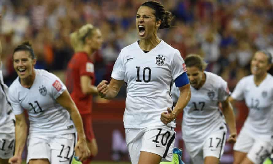 US women's football