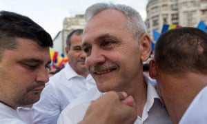 Liviu Dragnea had already been blocked from becoming prime minister due to a previous conviction.
