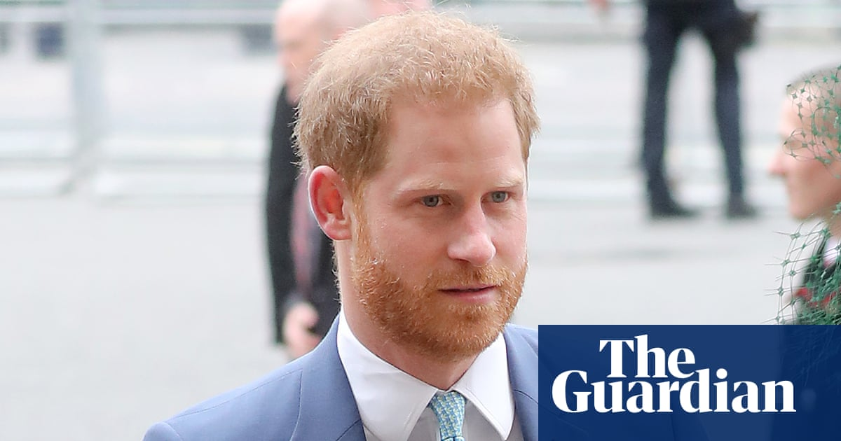 Prince Harry hits out at social media for creating crisis of hate