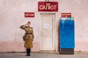 Olga, 51 yars, World War II, nurse