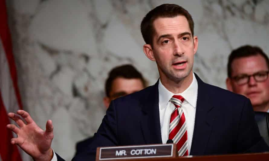 'Tom Cotton's legislation is another example of the same old guard of the Grand Old Party seeking to tip the scales where conservatives have historically weighted them.'