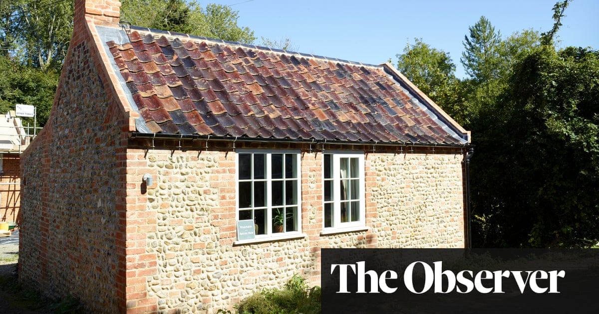 Small miracle: a worker's cottage with character