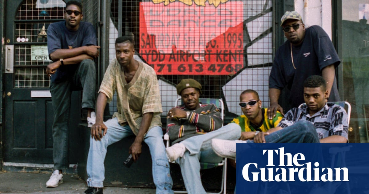 The push to archive the history of jungle and drum'n'bass