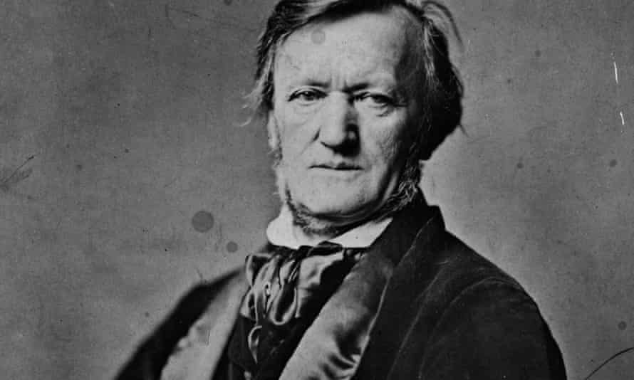 Appalling and entrancing … Richard Wagner.
