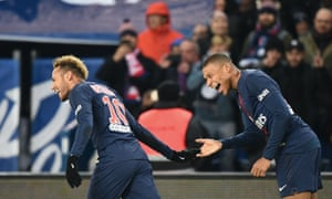 Kylian Mbappé and Neymar are off to Naples this week.