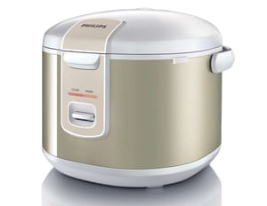 A Philips rice cooker