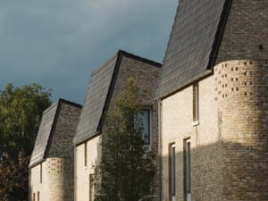 Goldsmith Street social housing in Norwich.