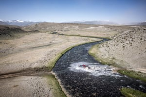 Rally Silk Way Rally 2021's 4rd stage between Gorno-Altaysk, and Ãlgii, in Mongolia
