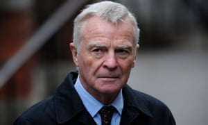 Former F1 chief Max Mosley arriving to attend the Leveson Inquiry in central London in 2011.