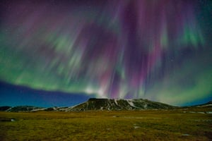 Glyn Thomas's Northern Lights