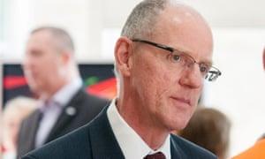 Schools minister Nick Gibb