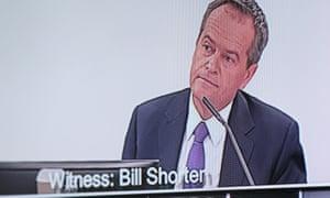 Bill Shorten