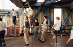 Blue end, 1989