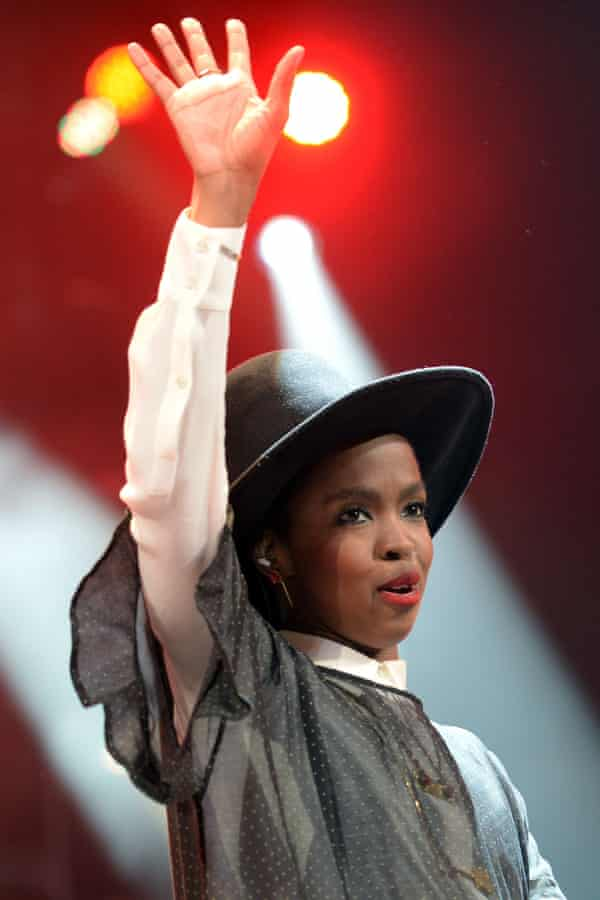 Lauryn Hill will perform at the festival this weekend