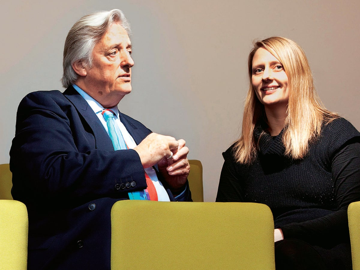 Michael Mansfield Calls For More Support Over Suicides After Daughter S Death Law The Guardian