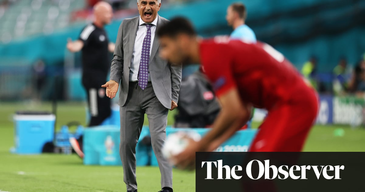 'Everything is rotten': no sign of Turkish delight at Euro 2020