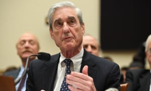 The US Department of Justice released 500 pages of interview summaries and emails related to Robert Mueller's report on the 2016 election.