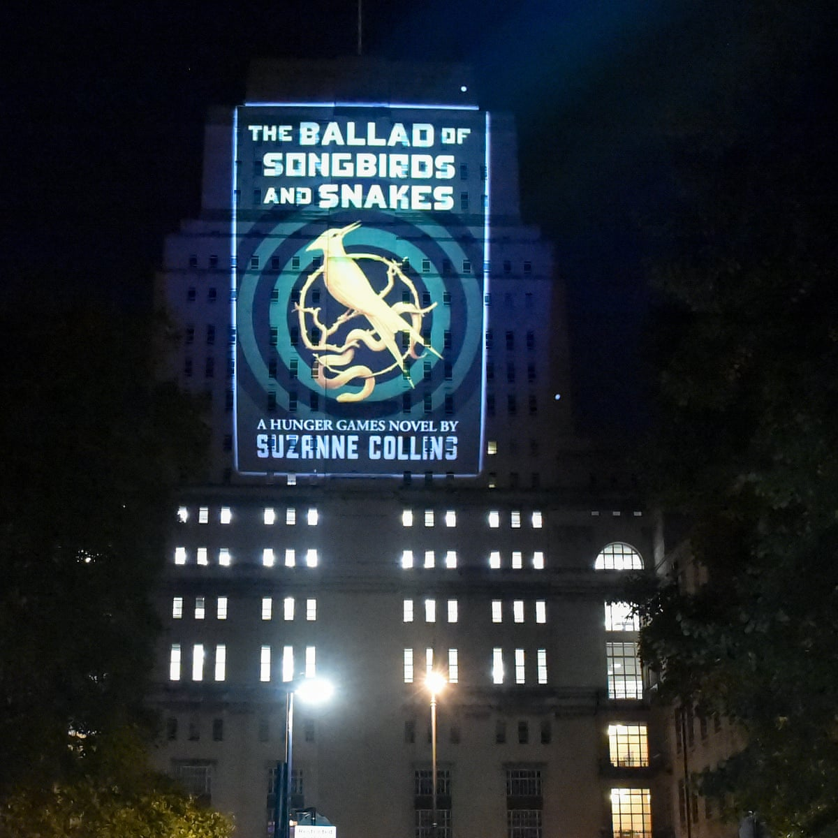 Extract From Hunger Games Prequel Sparks Anger Among Fans Books The Guardian